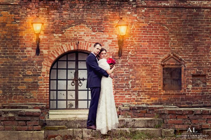 Фотосессия в Крутицком подворье, свадьба