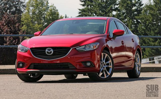 2014 Mazda6 i Grand Touring