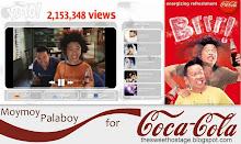 Moymoy Palaboy for COKE (1st Quater 2011)