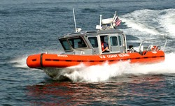 Coast Guard Defender Class 25' RB-S