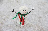 Pupazzo di neve!