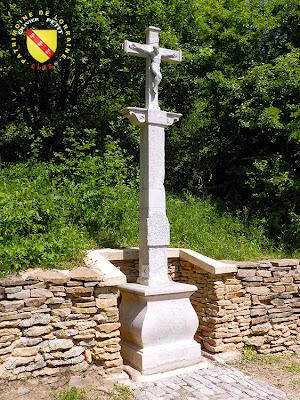 La croix d'Épinette à Domgermain (1776)