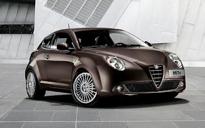 2011 Alfa Romeo MiTo MY2011