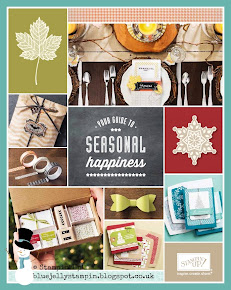 New Stampin' Up! Seasonal Catalogue