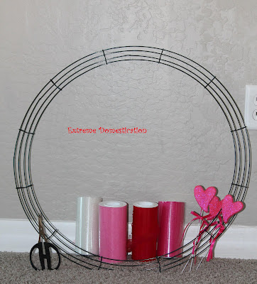 Crafts Using Tulle Circles