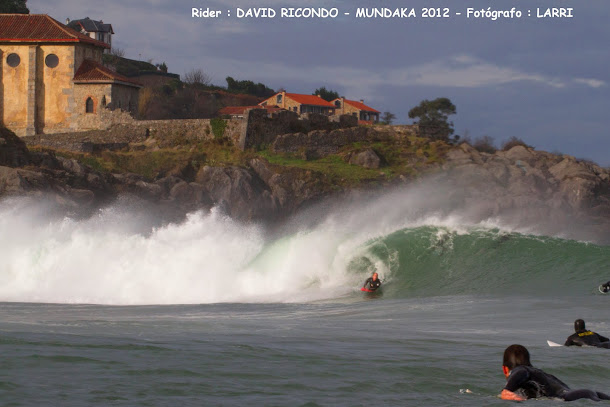 DAVID RICONDO MDK 2012