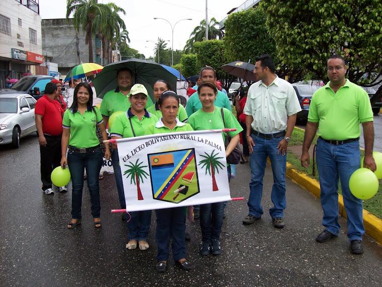 Desfile Proyectos Socio Productivos