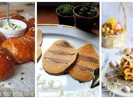 [Foodchallenge] Osterfrühstück - Vegane Ostereier Pancakes oder auch: Livs Failchallenge