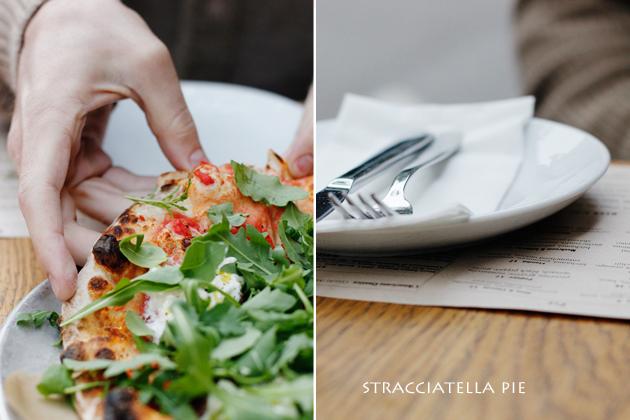 company stracciatella pie