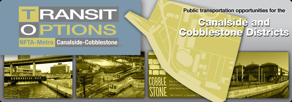 TO Canalside Cobblestone