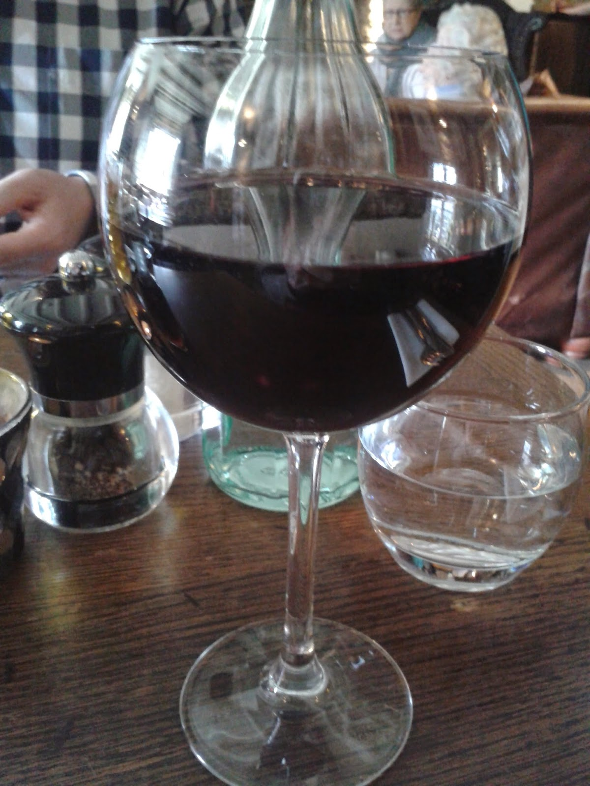 Bush Inn St. Hilary Malbec