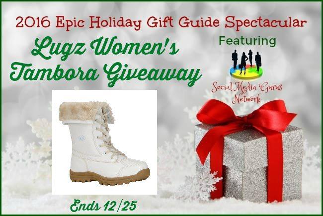 Lugz Women's Tambora Giveaway