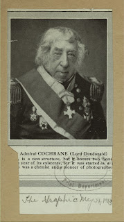 'Lord Admiral Dundonald Cochrane',fotografía tomada de digitalgallery.nypl.org