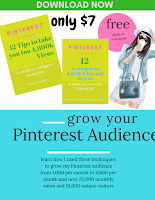 $7 Pinterest Strategies Ebook, Checklist, and Workbook