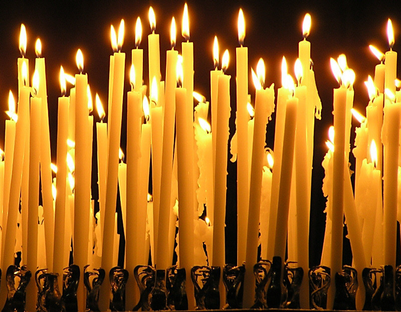 Writing Wyoming: KEEP THE CREATIVITY CANDLE LIT