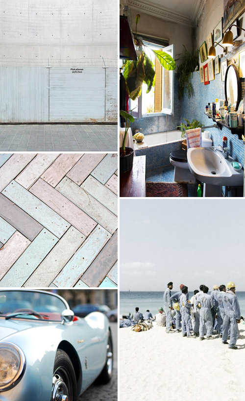 StyleAndPepperBlog.com : : Color Crush // Soft Sky