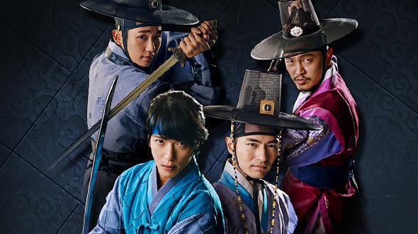 Baca Sinopsis Drama The Three Musketeers