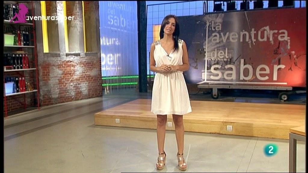 MARIA JOSE GARCIA, LA AVENTURA DEL SABER (01.10.14)