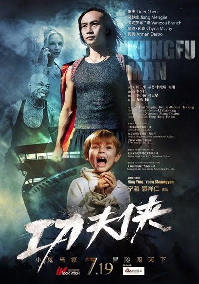 xem phim Công Phu Hiệp - Kung Fu Hero