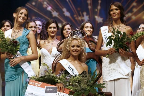 miss srbije Србија serbia 2011 winner milica tepavac