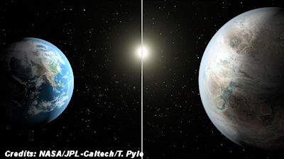 New Planet Discovery in 'Habitable Zone' – Older Cousin to Earth