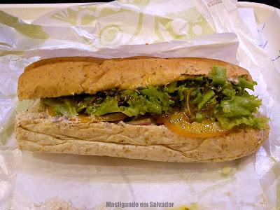 Raízes: Sanduíche