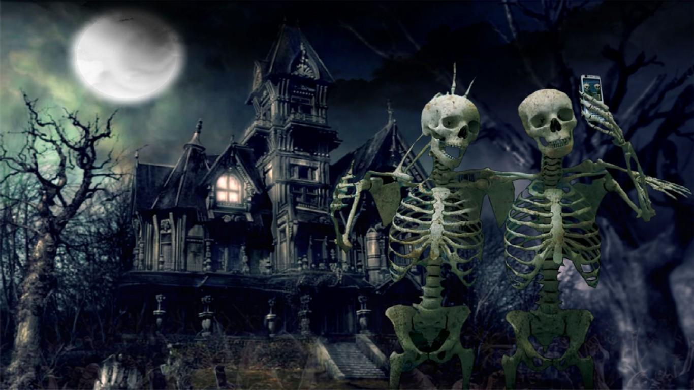 Amazing Wallpaper High Quality Horror - A-Haunted-House-HD-Wallpaper  Pic_168393.jpg
