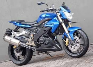 Image of Yamaha Motor Modification Vixion