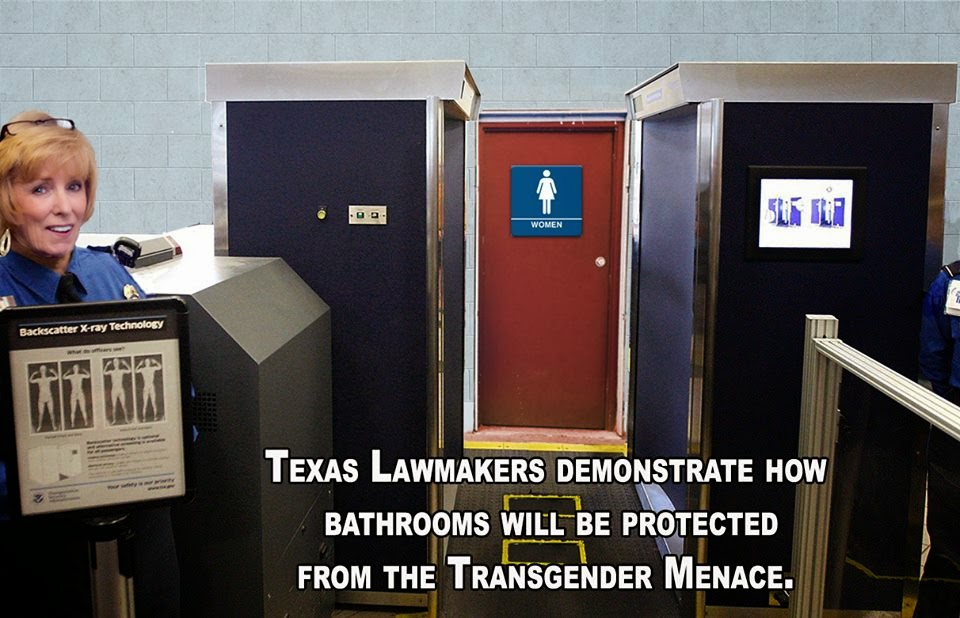 TransGriot We Gottta Fight For Our Right To Potty 2015