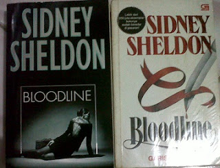 Novel Bilingual Bloodline Sidney Sheldon