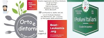 Orto e Dintorni e i Giallisti di Milano in campo per Beat Leukemia