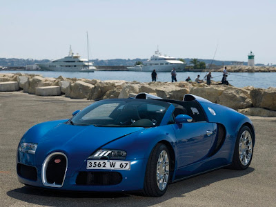 Bugatti Veyron Car Desktop Backgrounds