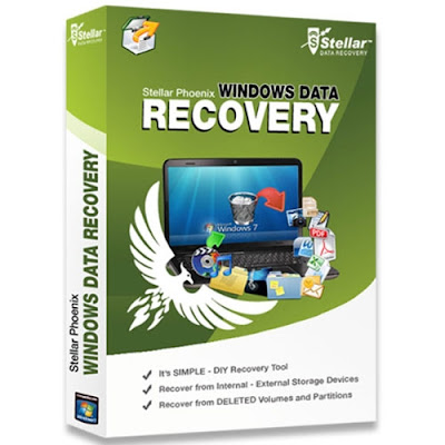 Stellar Phoenix Windows Data Recovery PRO 2012 v5.0 Final + Serial Premium