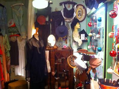 Bunty Olsen's Vintage, Wood Street Indoor Market