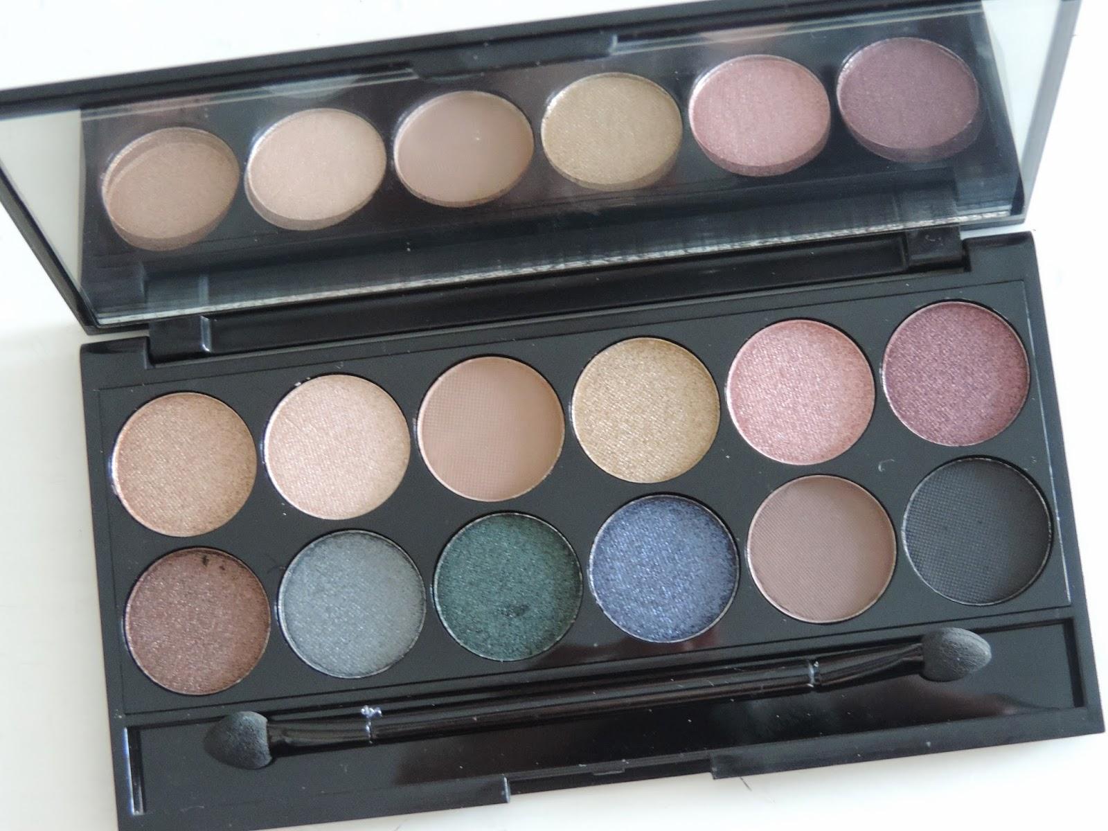 Sleek MakeUp iDivine Storm Palette