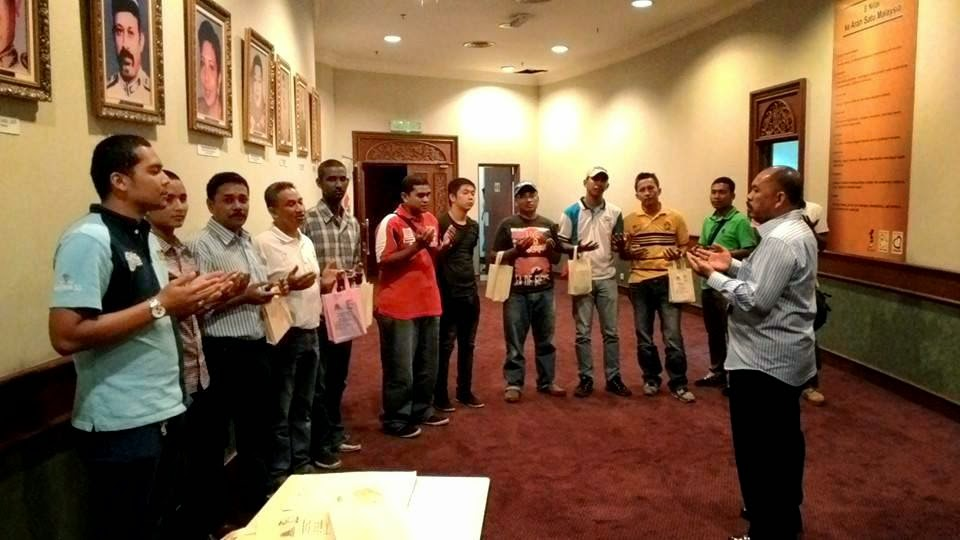 Parol Kuala Lumpur, Program Apresiasi Puisi Melayu Tradisional