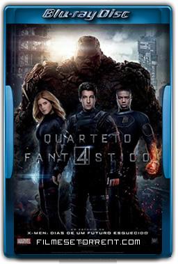 Quarteto Fantástico Torrent Dublado