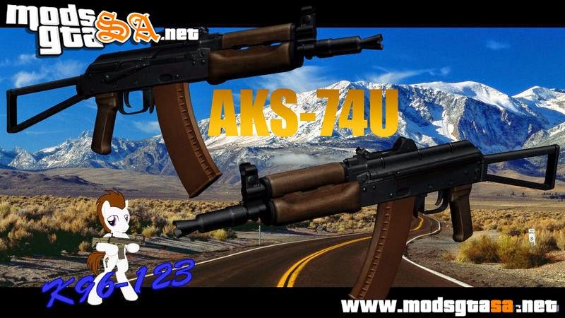 SA - AKS-74U