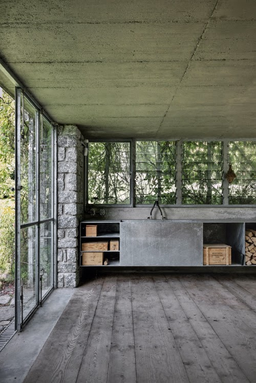 Green Box by Act Romegialli Architects