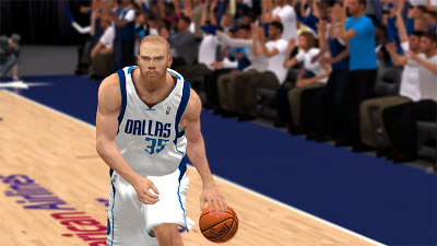 NBA 2K13 Chris Kaman Face Update NBA2K