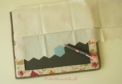 Pink Almond Quilt