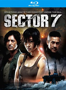 Filme Poster Sector 7 BDRip XviD & RMVB Legendado