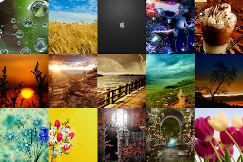 15 fondos o wallpapers para iPad regular y iPad2