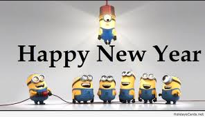 Happy New Year, Minions
