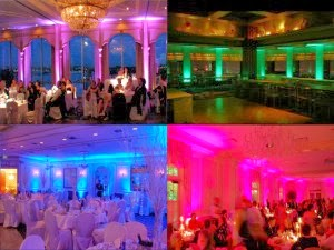 to draw attention to one particular object or a number of design elements throughout an event space use accent lighting accent lighting will highlight accent lighting type