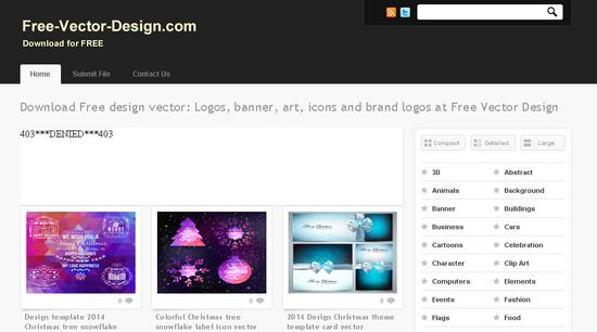 Situs Penyedia Vector Gratis Free Vector Design