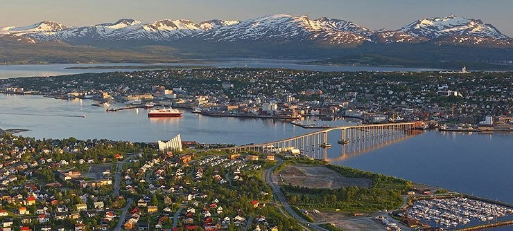 9. Tromso - Top 10 Things to See and Do in Norway