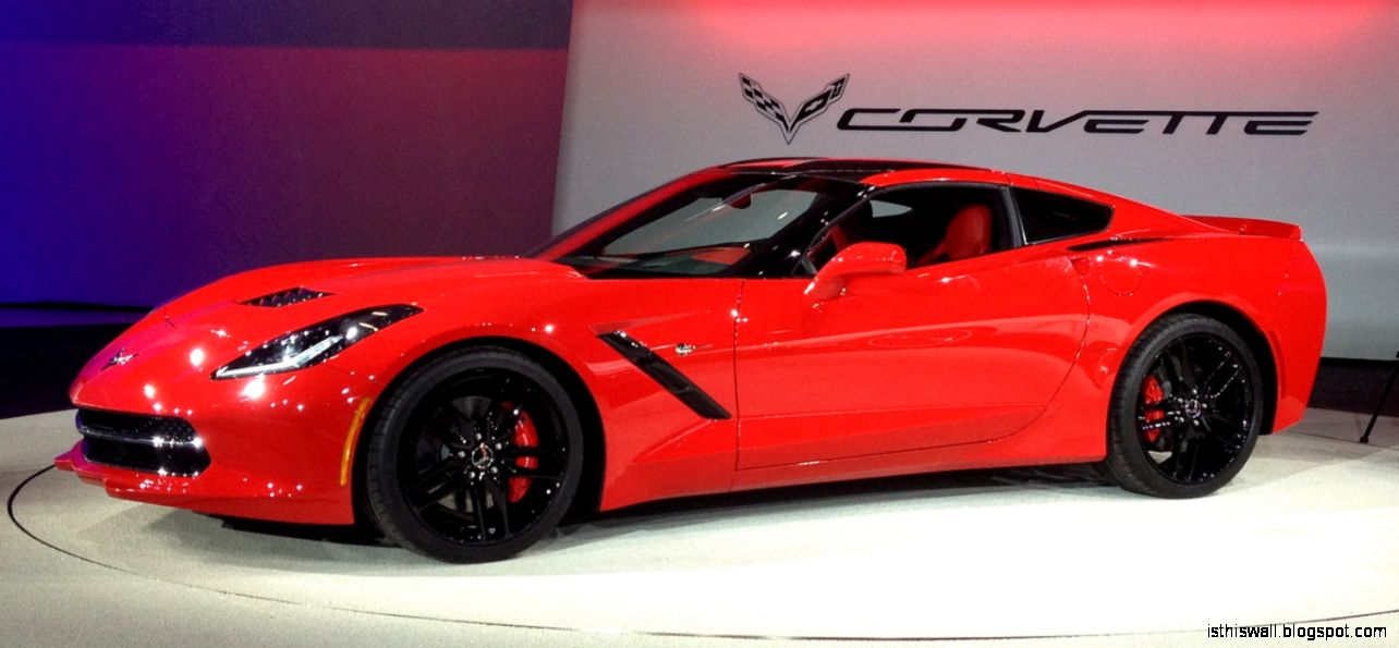 File2014 Chevrolet Corvette   Wikimedia Commons
