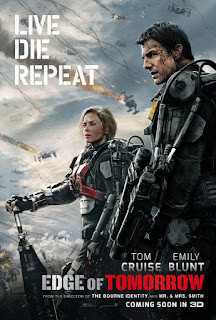 Edge of Tomorrow (2014) Hindi Dual Audio BluRay | 720p | 480p