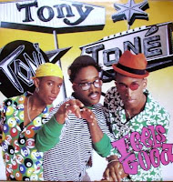 Tony! Toni! Toné! – Feels Good (VLS) (1990)